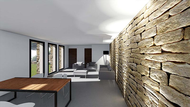 maison design boulbon